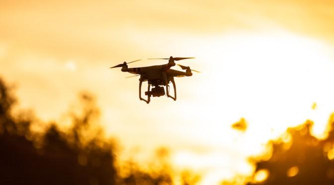 Quadrocopter und Drohnen
