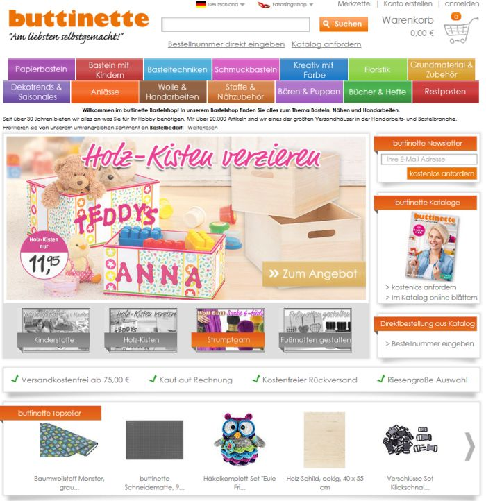 bastelbedarf auf rechnung neue online shops mit kauf auf rechnung online kauf auf rechnung. Black Bedroom Furniture Sets. Home Design Ideas