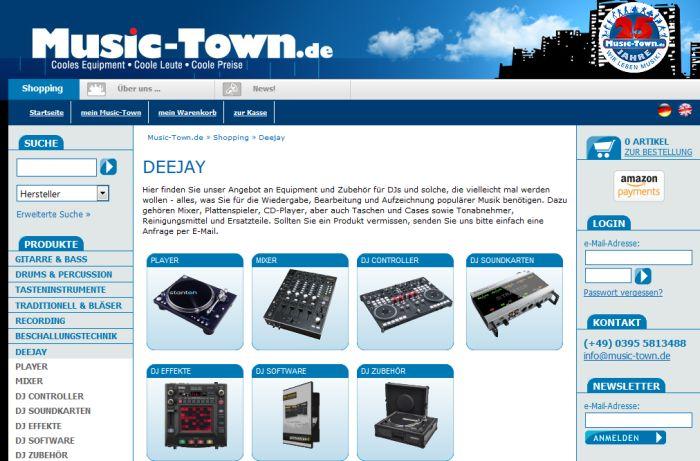 wo dj equipment auf rechnung online kaufen bestellen. Black Bedroom Furniture Sets. Home Design Ideas