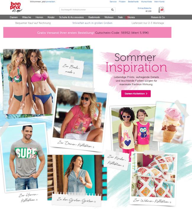 bonprix-homepage