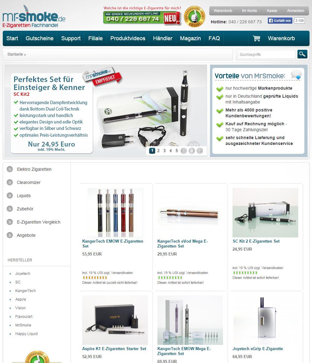 wo e zigarette auf rechnung online kaufen bestellen. Black Bedroom Furniture Sets. Home Design Ideas