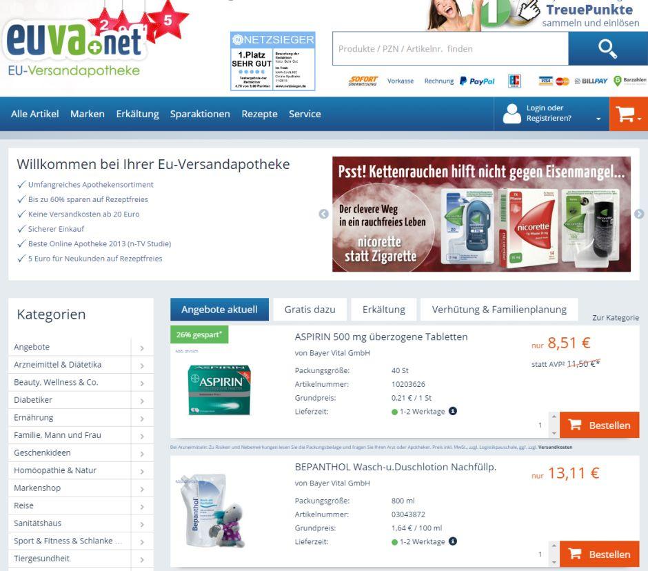 Wo Apotheke Auf Rechnung Online Kaufen Bestellen