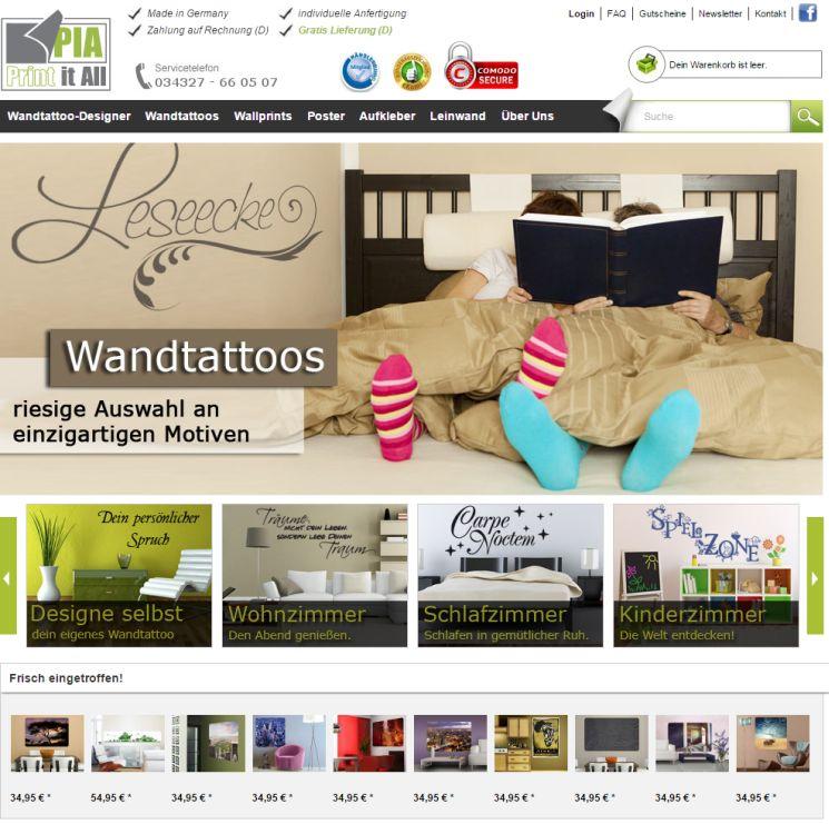 wo wandtattoo auf rechnung online kaufen bestellen. Black Bedroom Furniture Sets. Home Design Ideas
