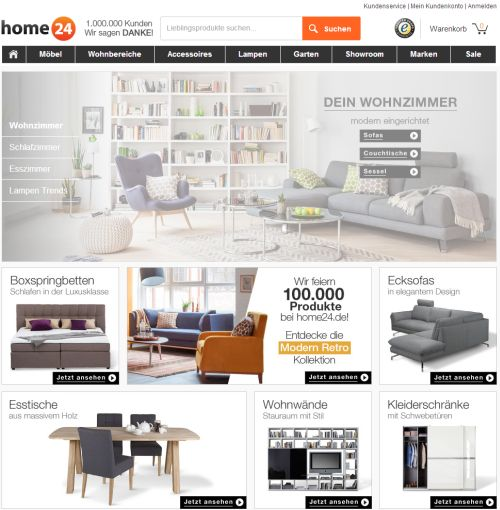 wo m bel auf rechnung online kaufen bestellen. Black Bedroom Furniture Sets. Home Design Ideas